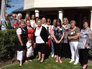 Life Members, Committee & Family 8th March 2015