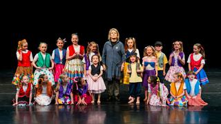 Broadway Kids -  Choreography by Sharon Howells - EOD 2012