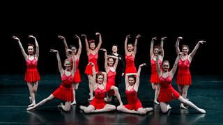 Red - Choreographed by Lana Panfilow - EOD 2012