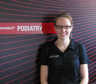Georgina Barr, Dance Podiatrist