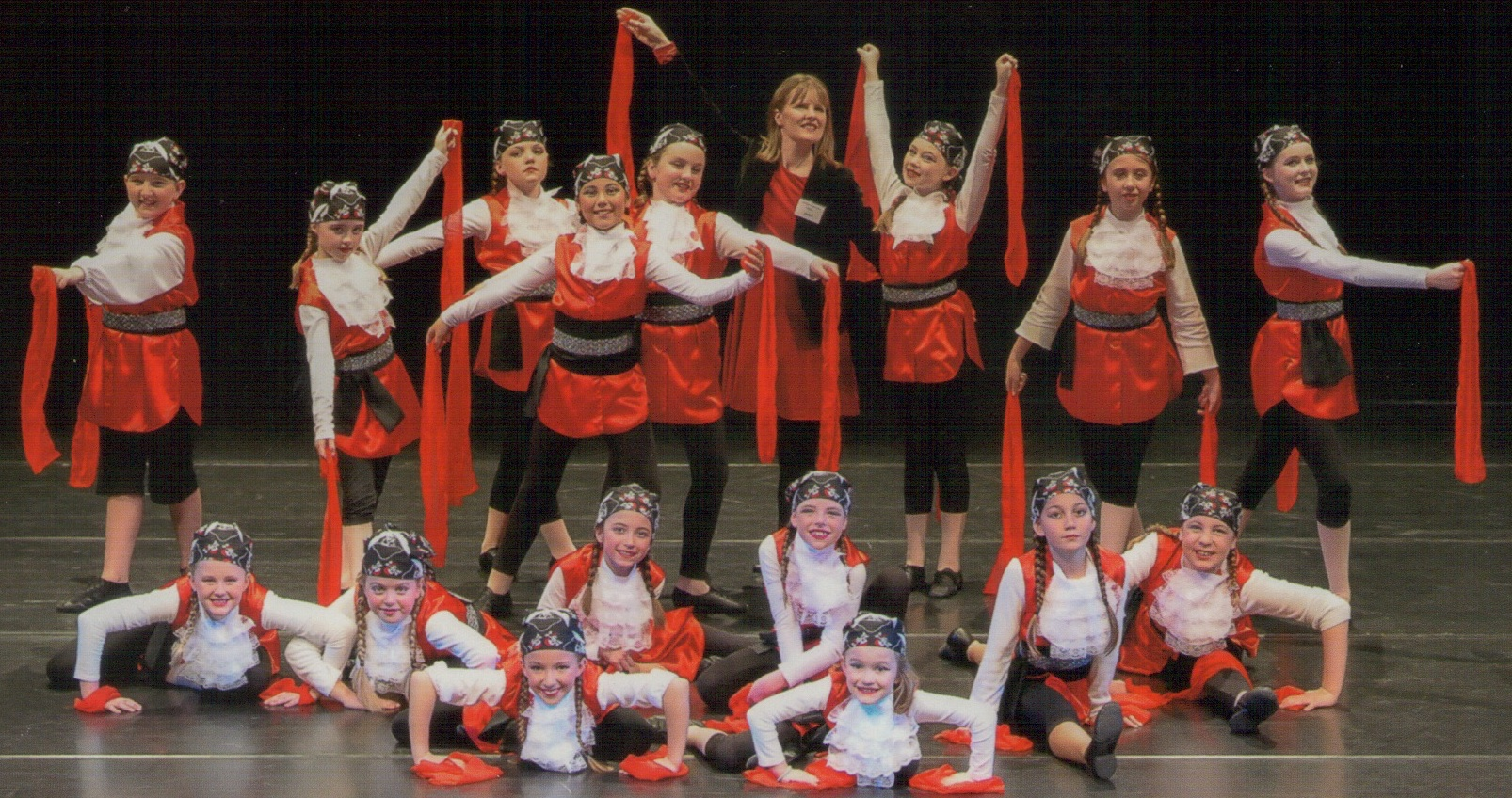 Pirates - Choreographed by Emma Body - EOD 2014
